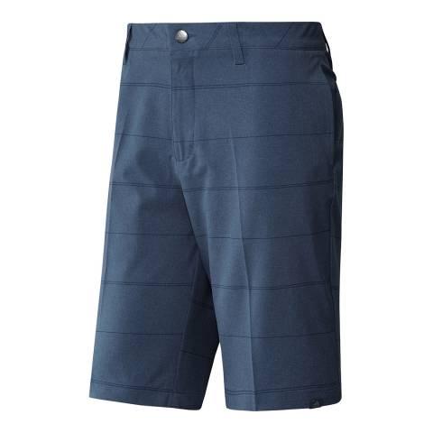 Adidas Golf Men's Navy Ultimate 365 Club Novelty Shorts