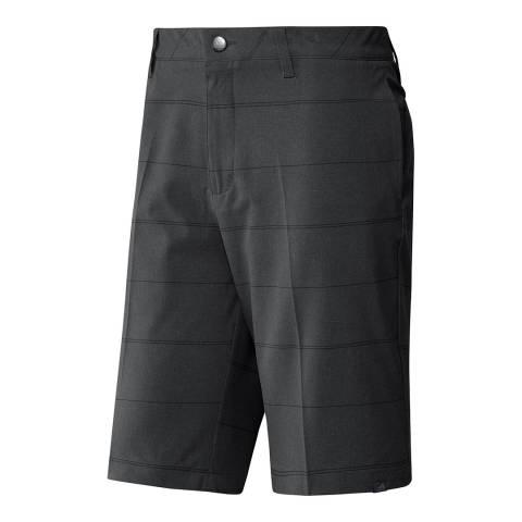 Adidas Golf Men's Black Ultimate 365 Club Novelty Shorts
