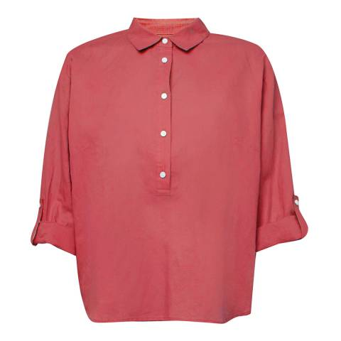 Great Plains Red Dana Blend Shirt