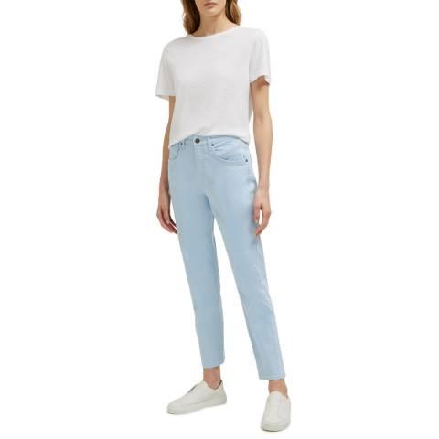 Great Plains Power Blue Straight Leg Jeans
