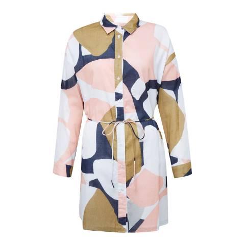 Great Plains Multi Sarasota Shirt Dress