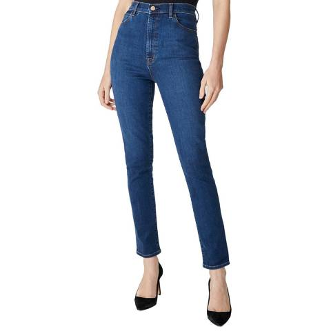 J Brand Blue 1212 Runway Slim Stretch Jeans