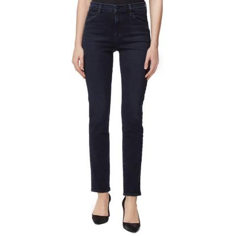 J Brand Midnight Ruby Cigarette Stretch Jeans