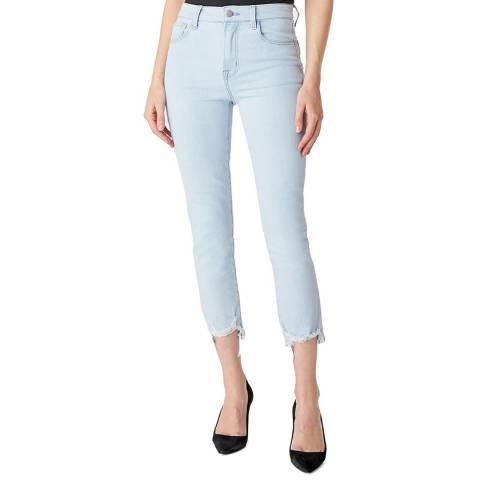 J Brand Light Blue Ruby Cigarette Stretch Jeans