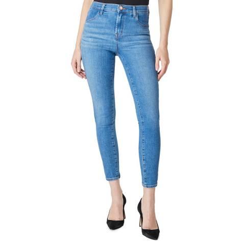 J Brand True Blue Alana Skinny Stretch Jeans