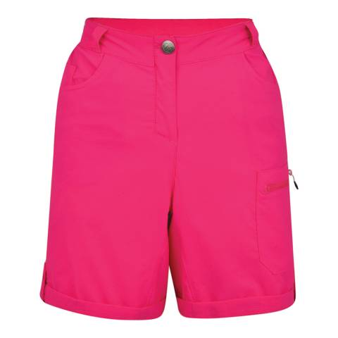Dare2B Pink Realise Shorts