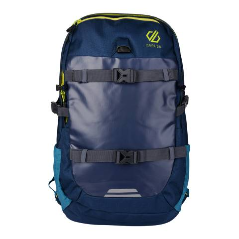 Dare2B Blue/Yellow Krosflex Rucksack
