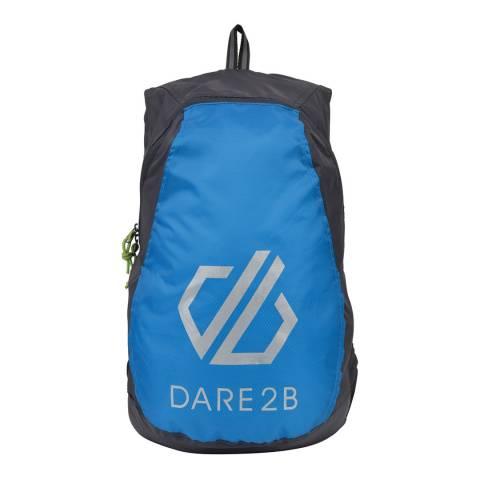 Dare2B Grey/Blue Silicone III Rucksack