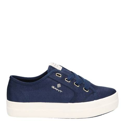 Gant Marine Leisha Low Lace Sneakers