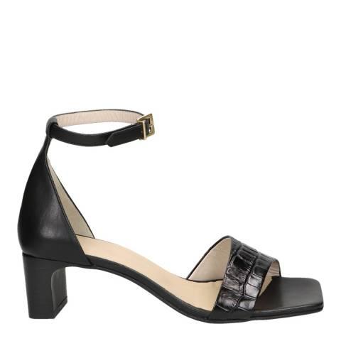Gant Black Alabasta Sandal Heeled Sandal