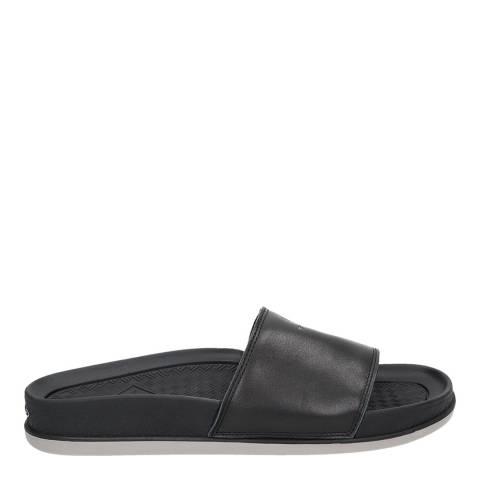Gant black Black Beachrock Sport Sandal flat sandal