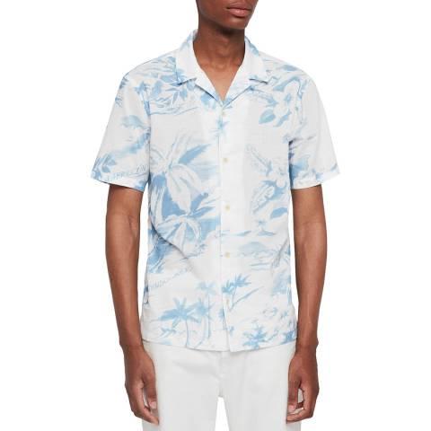 AllSaints White Seabreeze Shirt