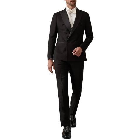 Reiss Black Titanic Tuxedo Suit