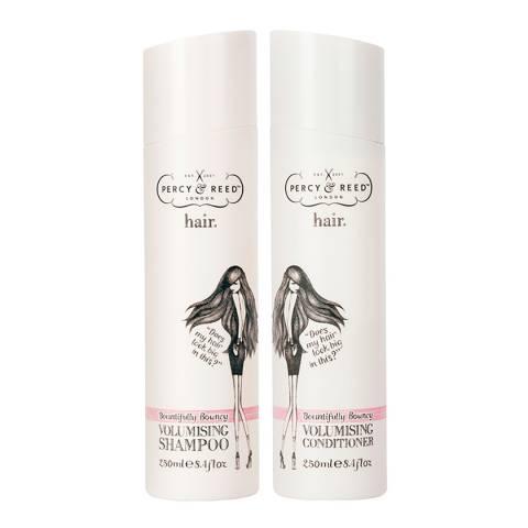 Percy & Reed Bounitfully Bouncy Volumising Shampoo & Conditioner
