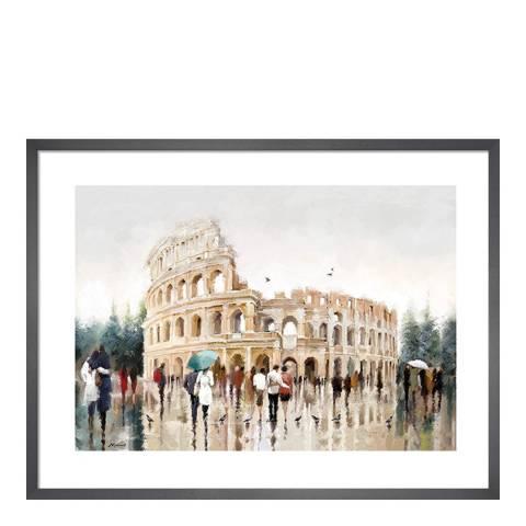 Richard Macneil Colosseum, Rome Framed Print, 30x40cm