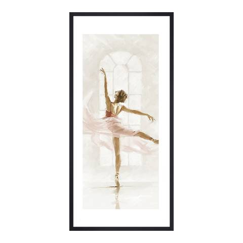 Richard Macneil Grace and Beauty Framed Print, 50x100cm