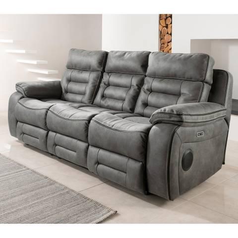 Tech Sofa Tech Sofa 3 Seater + Drop Down Table