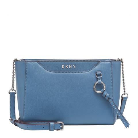 DKNY Coastal Blue Lola Crossbody