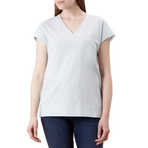 Hobbs London Blue Adley T-Shirt