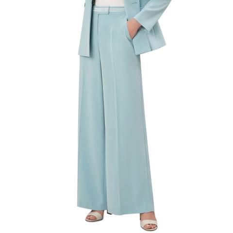 Hobbs London Blue Ellen Trousers