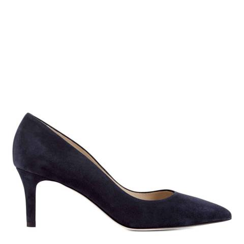 Hobbs London Midnight Grace Court Heeled Shoes