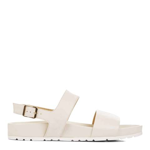 Hobbs London Ice White Bethany Sandals