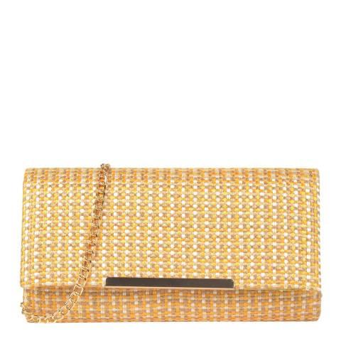 Mangotti Yellow Crossbody Bag/Clutch
