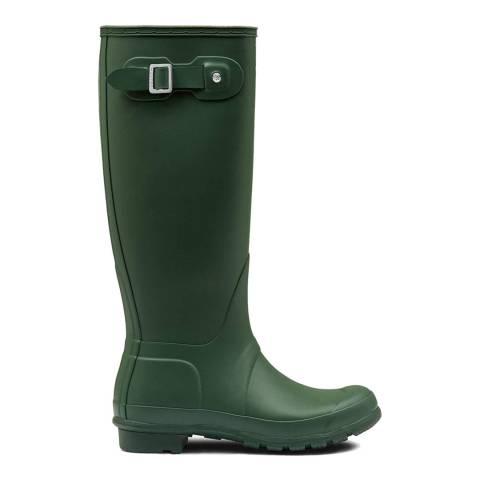 Hunter Hunter Green Original Tall Wellington Boots