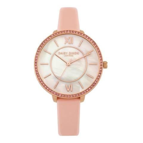 Daisy Dixon Pink Bella Watch
