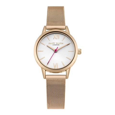 Daisy Dixon Gold Mesh Watch