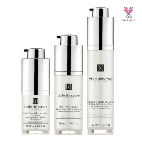 Able Skincare Set Absolute Face Lifting Expert Day and Night Routine