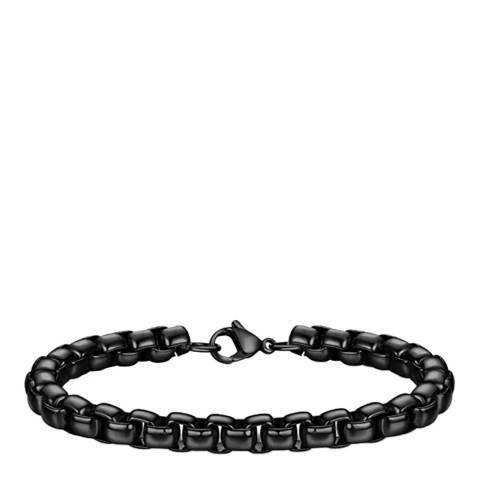 Stephen Oliver Black Box Link Bracelet