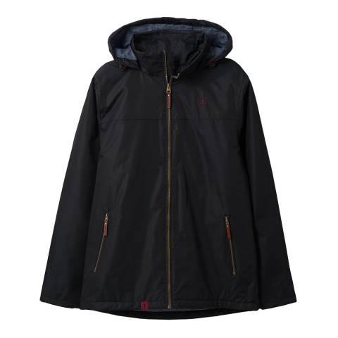 Lighthouse Clothing Men's Black Harbour Coat