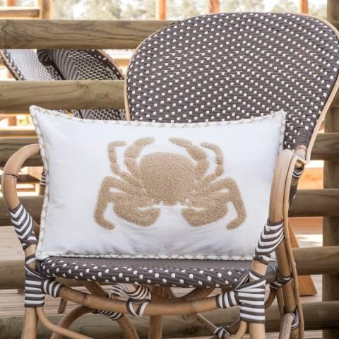 Febronie Sand Crab Cushion Cover 50x30cm