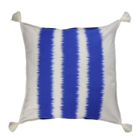 Febronie Cobalt Blue Deauville Marinia Cushion Cover 50x50 cm