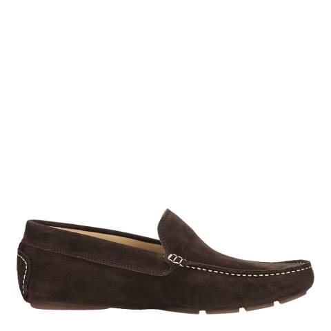Gant Dark Brown Nicehill Loafers