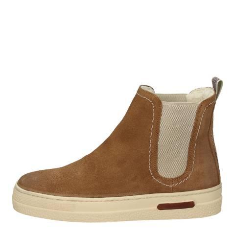 Gant Warm Khaki Maria Chelsea Boots