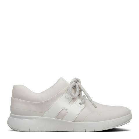 FitFlop Urban White Anni Flex Sneaker