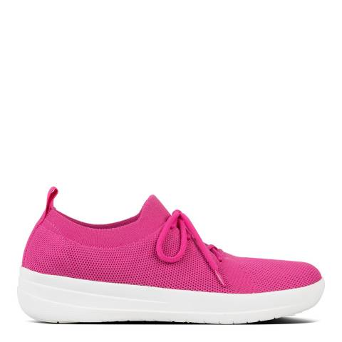 FitFlop Psychedelic Pink Mix F Sporty Uberknit Sneakers
