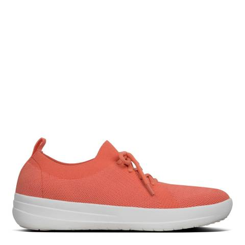 FitFlop Coral Lava Mix F Sporty Uberknit Sneakers