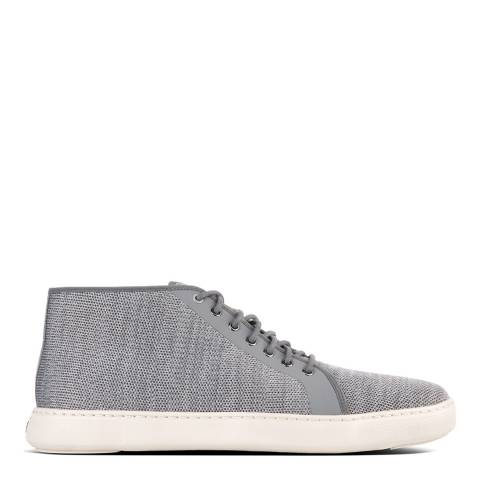 FitFlop Charcoal Grey Andor High Top Sneakers