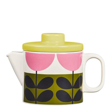 Orla Kiely Sunflower Candy Teapot