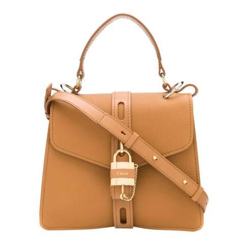 Chloe Autumnal Brown Chloe Medium Aby Day Bag