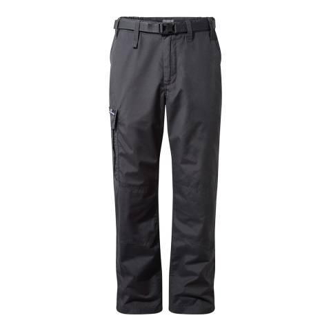 Craghoppers Black Nova Trouser