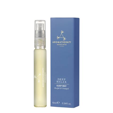 Aromatherapy Associates Deep Relax Sleep Mist, 10ml