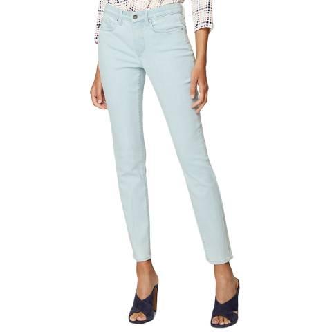 NYDJ Blue Alina Skinny Stretch Jeans