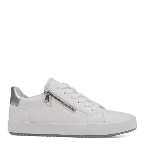 Geox White Blomiee Sneakers