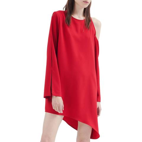 IRO Red Awati Dress