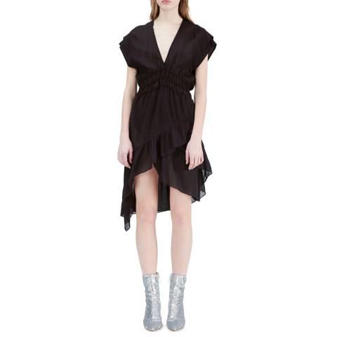 IRO Black Foroura Dress