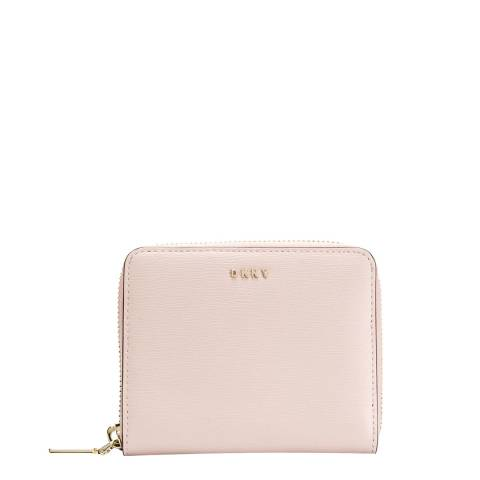 DKNY Cashmere Bryant Small Zip Around Purse